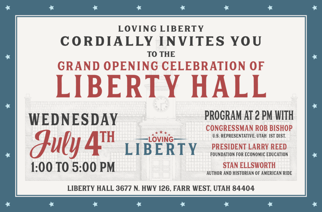 Loving Liberty 2018 Event